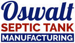 Oswalt Septic Tank Manufacturing - Proudly Made in the USA